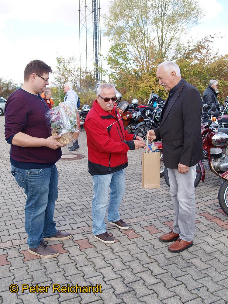 Historischer Rennsportclub Greiz-Neumühle e.V. im ADAC führte Oldtimerausfahrt zum Erfolg