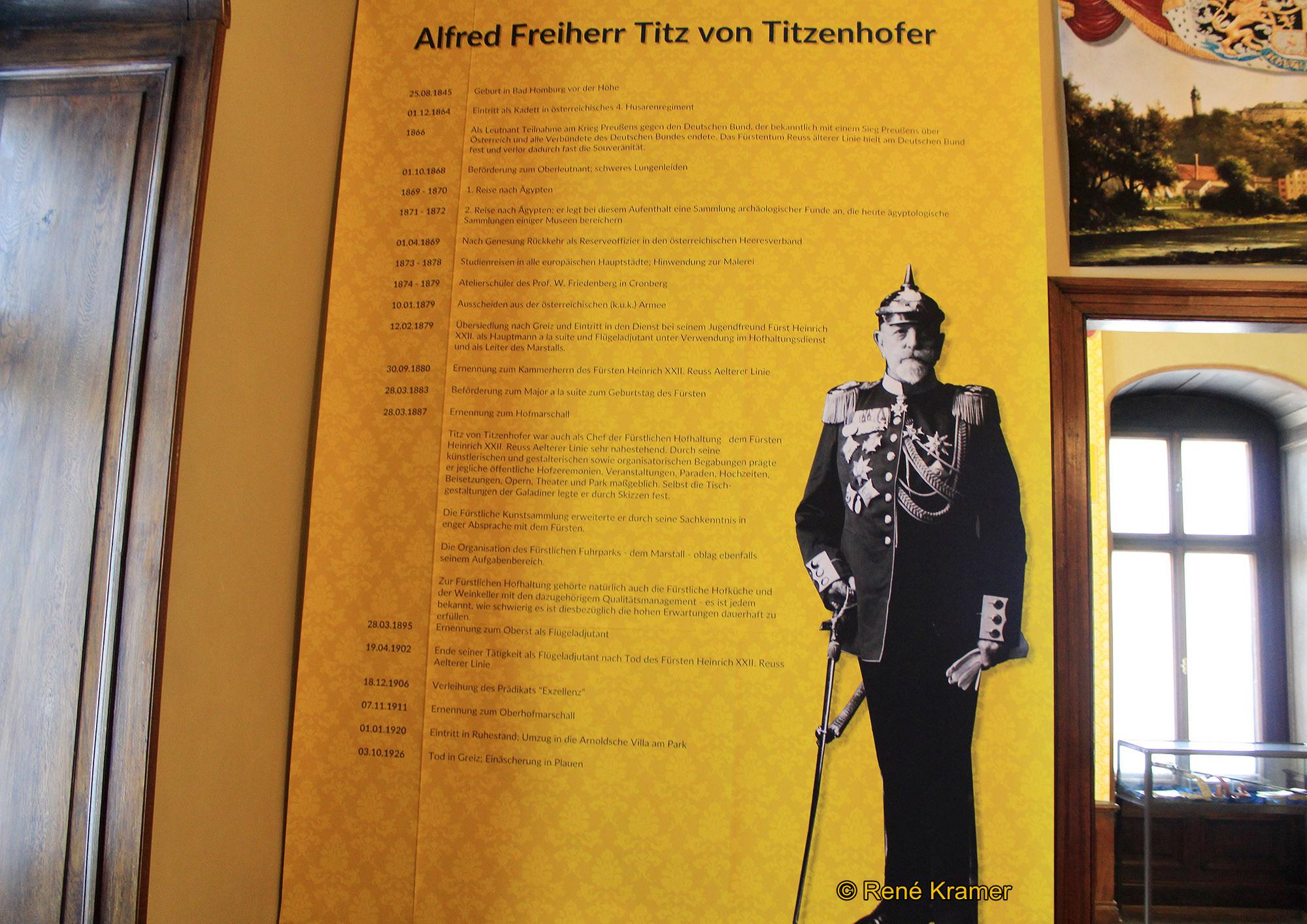 """Eröffnung der Sonderausstellung: """"Die unblutige Revolution in Greiz"""""""