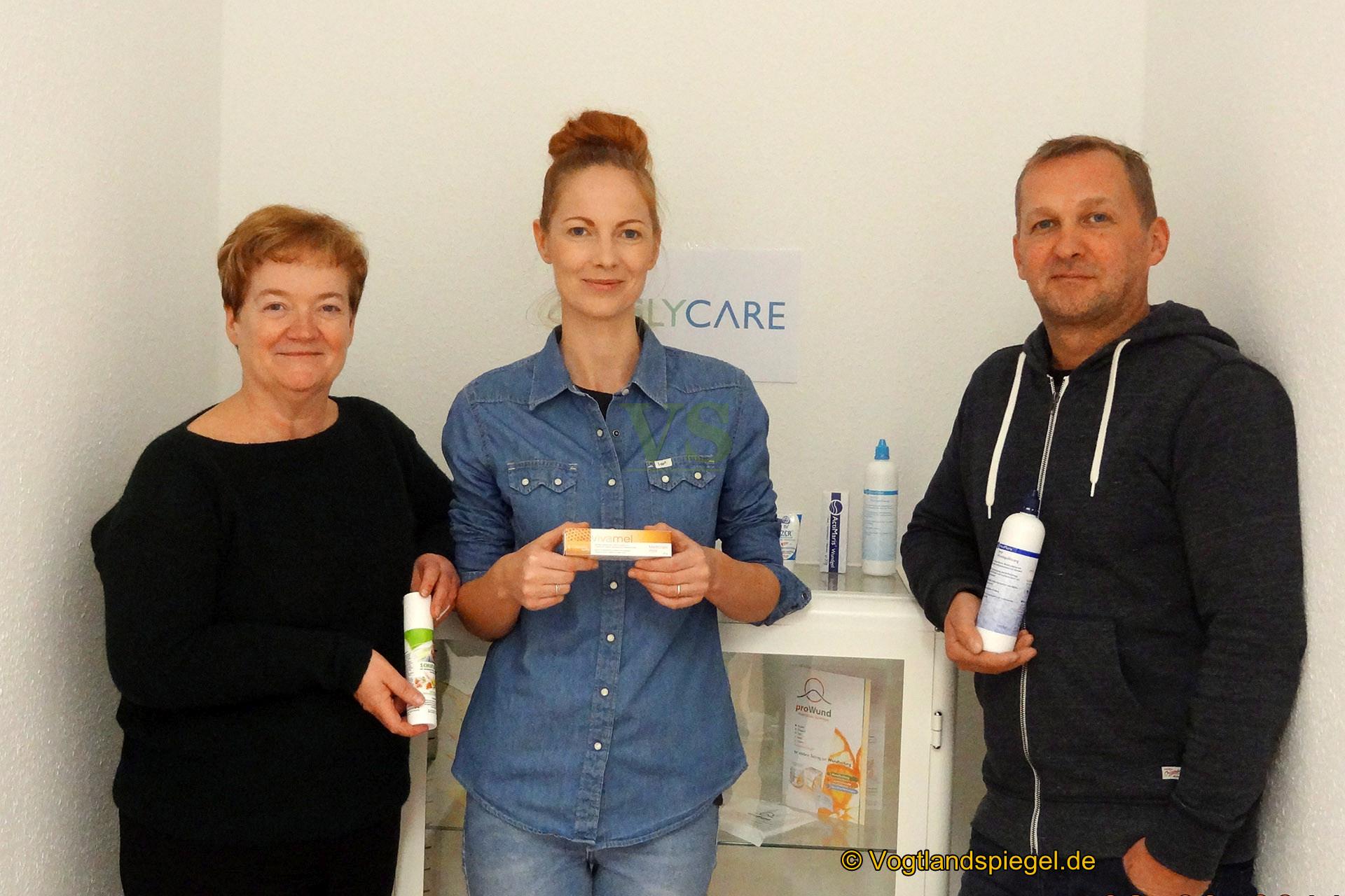 SLYCARE GmbH: Pflegeprodukte für Ihre Gesundheit