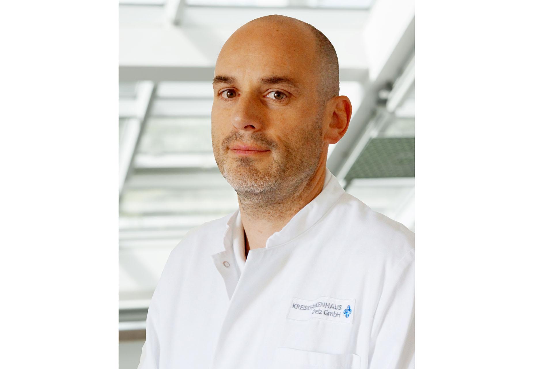 Kreiskrankenhaus Greiz: Neuer Chefarzt der Klinik für Innere Medizin 1
