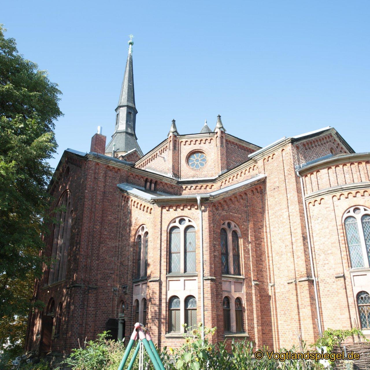 125 Jahre Kirche Pohlitz mit großen Fest gefeiert