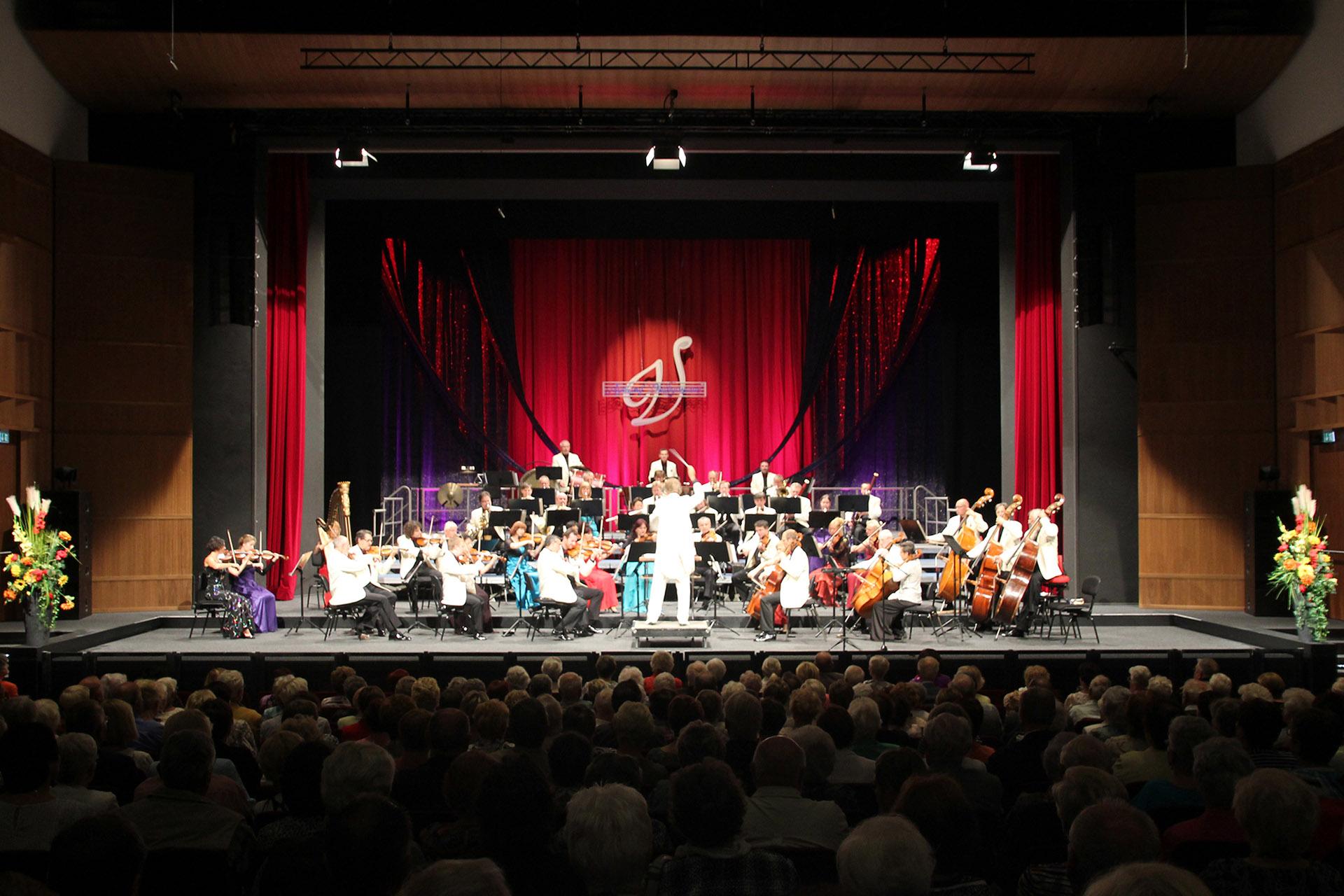 Gala der Operette Vogtlandhalle Greiz 2016