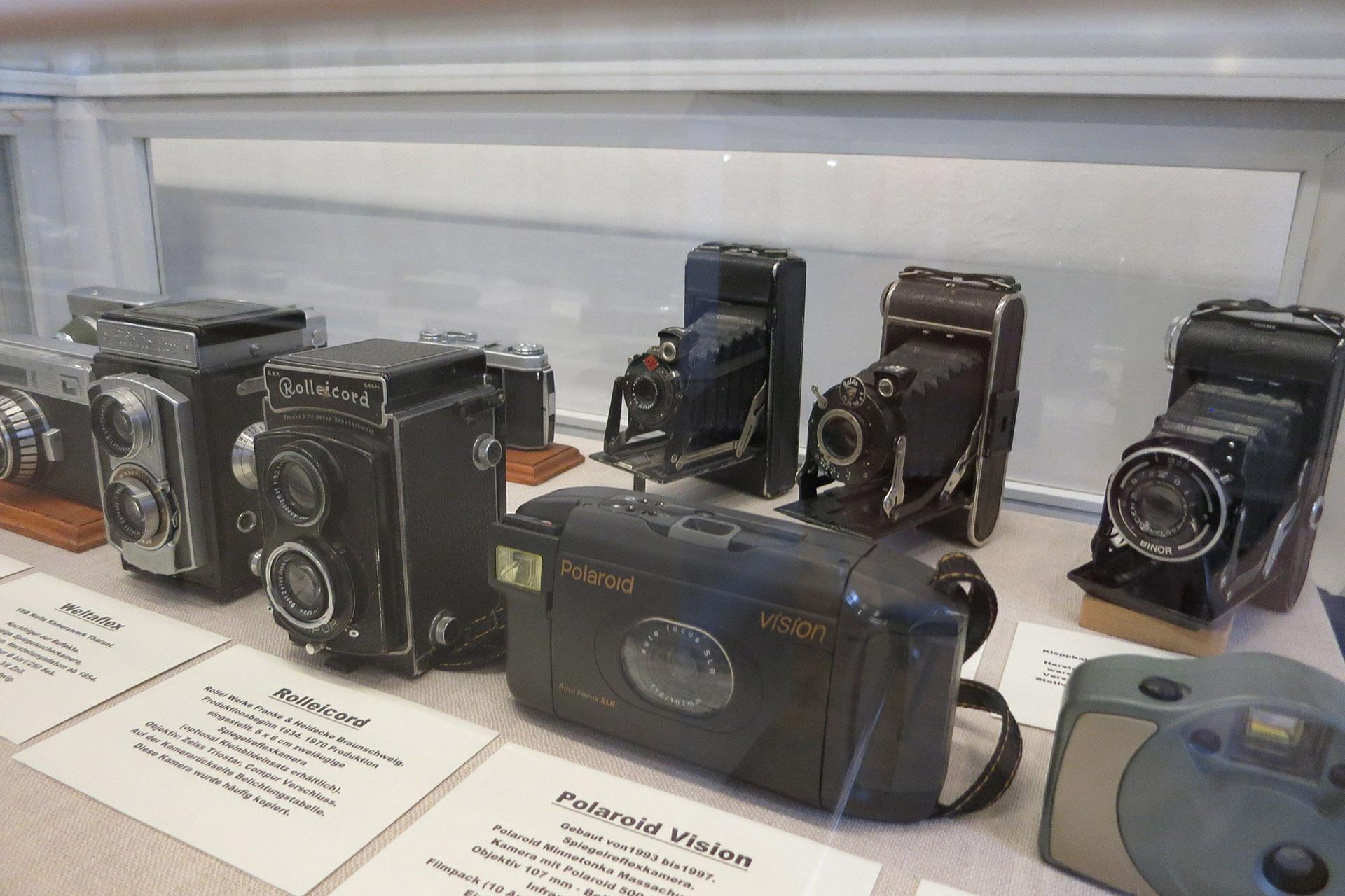 Mit FOTOGRAFIE HEUTE endet Sonderausstellung zur Geschichte der Fotografie.