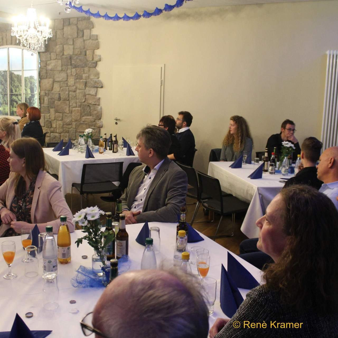 Danke-Schön-Veranstaltung für die Sponsoren des Fanfarenzug Greiz e V.