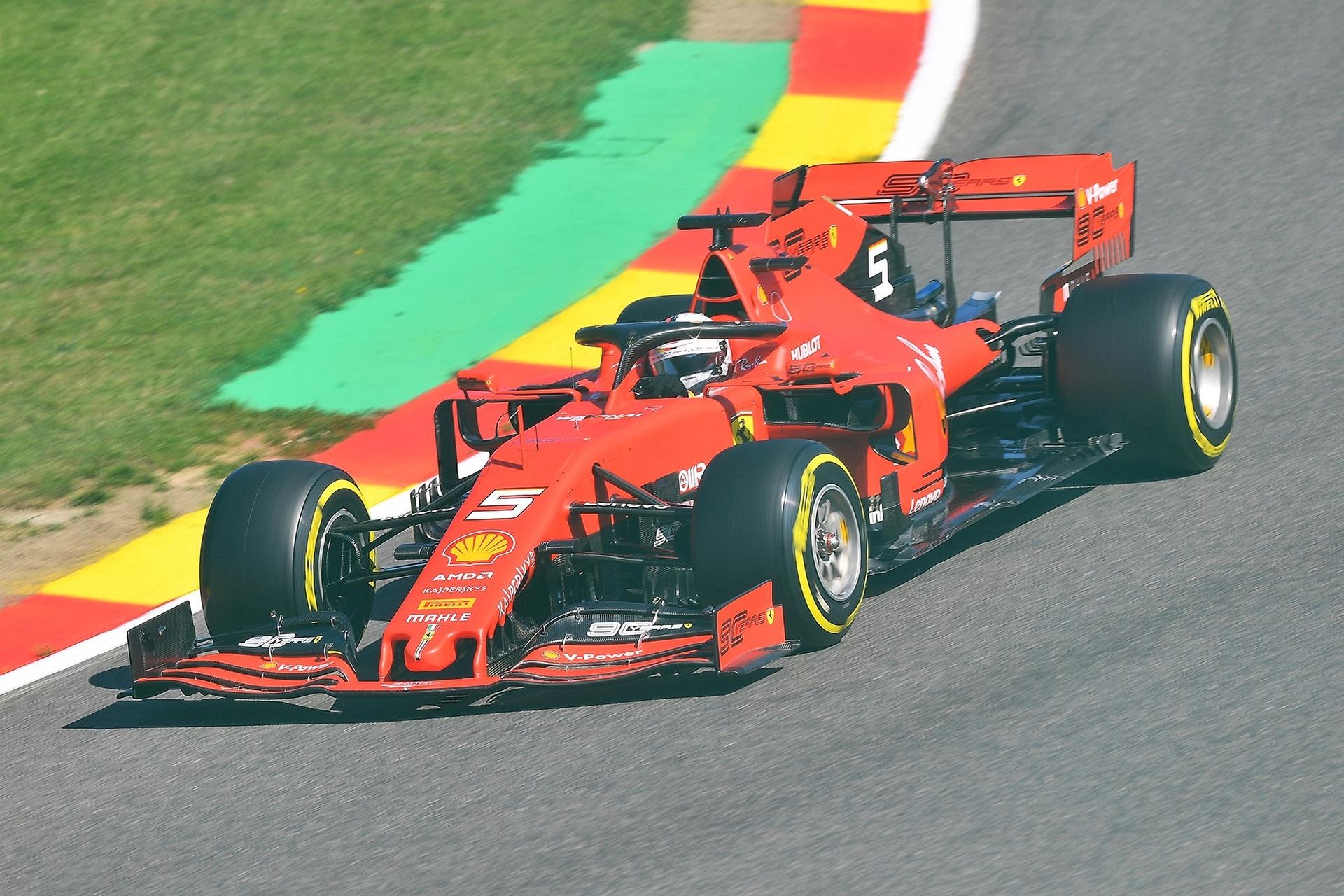 Der Heppenheimer Sebastian Vettel