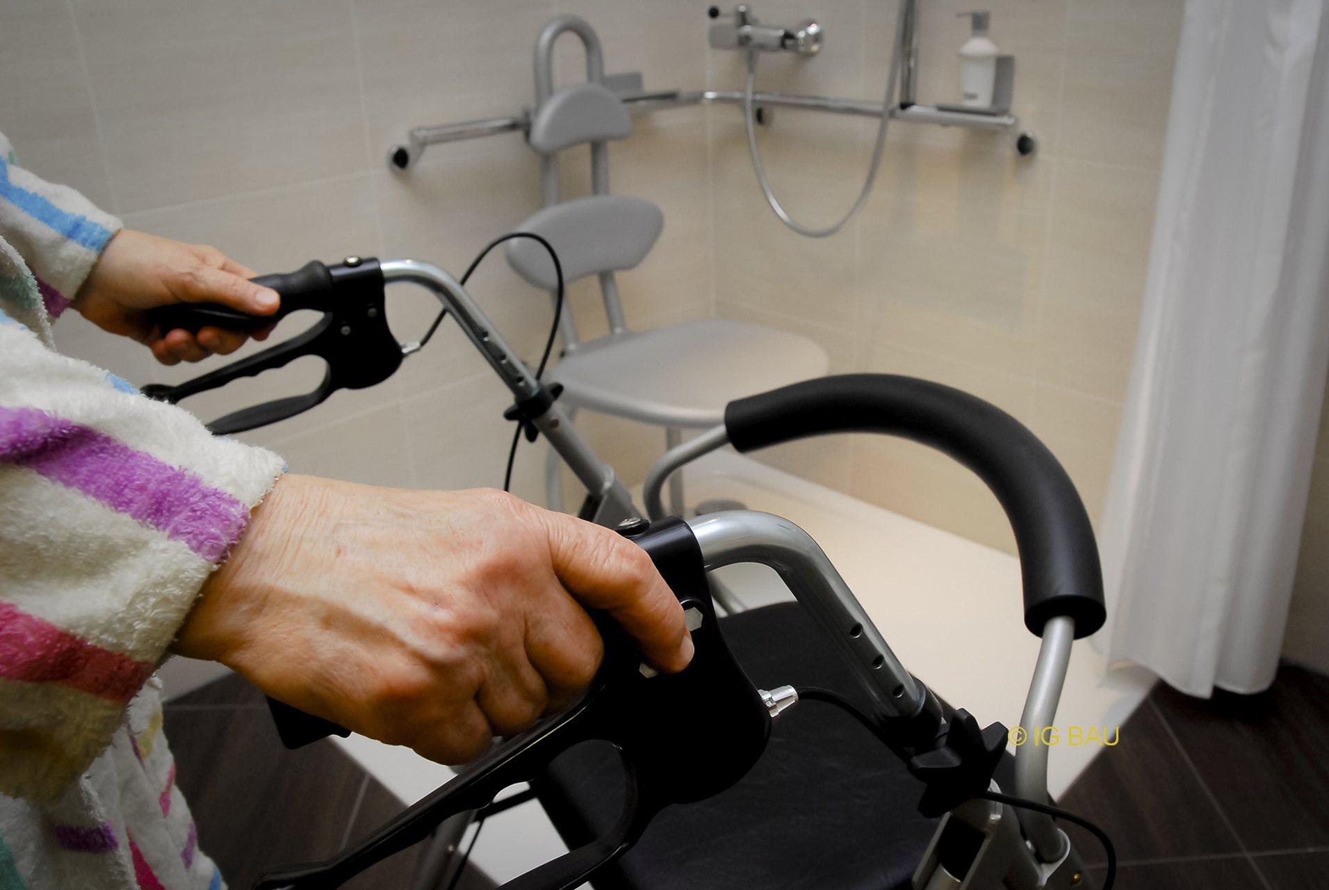 IG BAU warnt vor Mangel an Seniorenwohnungen