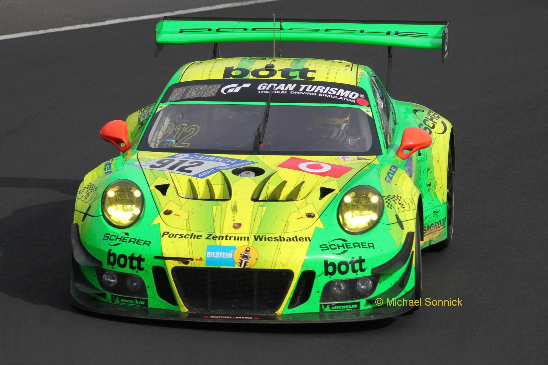 Porsche Manthey-Racing Team