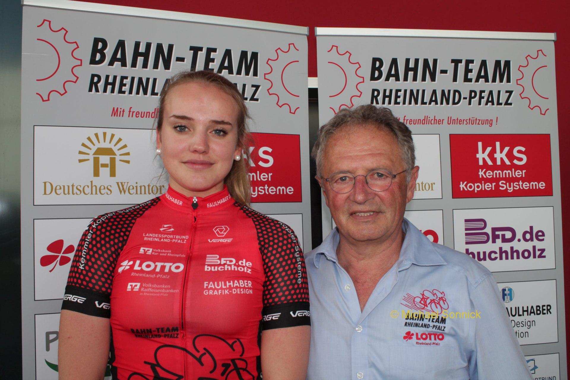 Albers und Pröpster qualifizieren sich für den Bahnrad-Nationen Cup