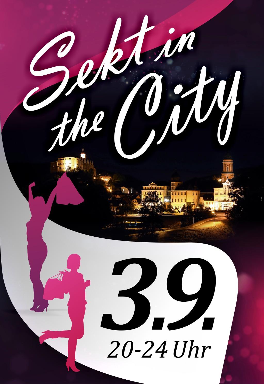 Sekt in the City