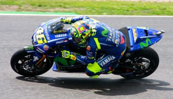 Weltmeister Valentino Rossi