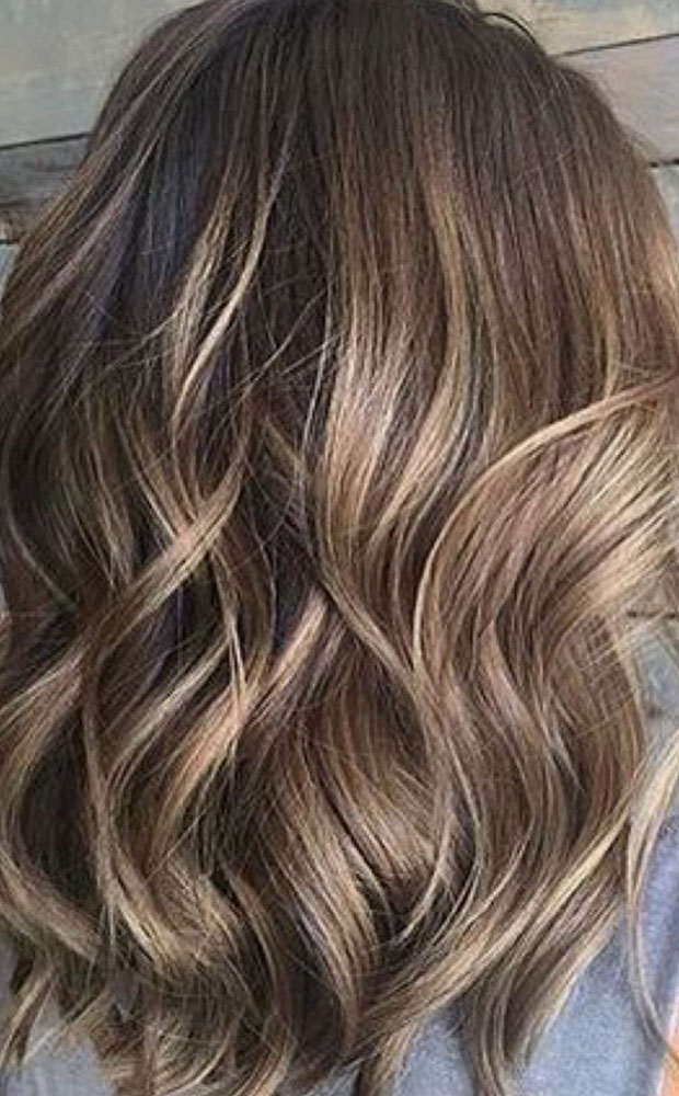 Meches Highlights Bronde  Vogue Coiffure Wdenswil