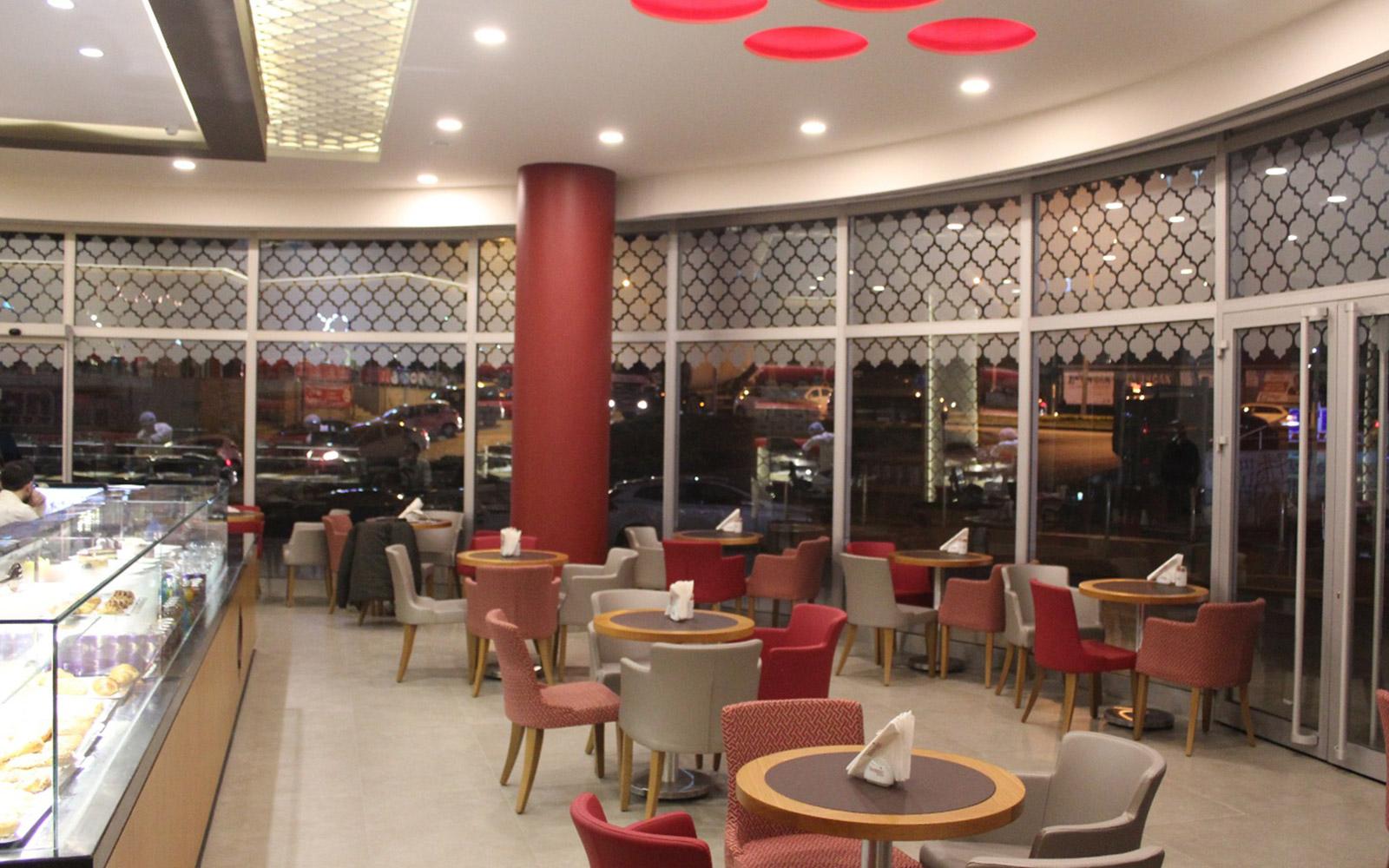 Vogue Design - Mosaic Cafe1