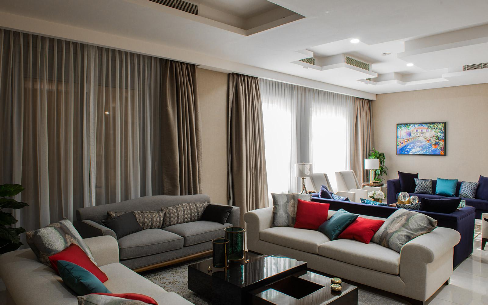 Vogue Design - Al Madinah Villa11