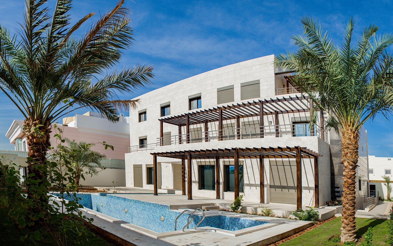 Vogue Design - Al Madinah Villa21