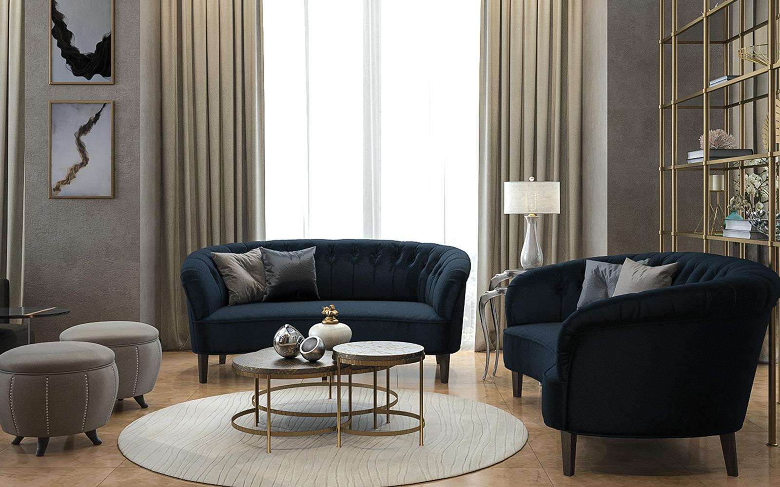Vogue Design - Istanbul Basaksehir Flat1