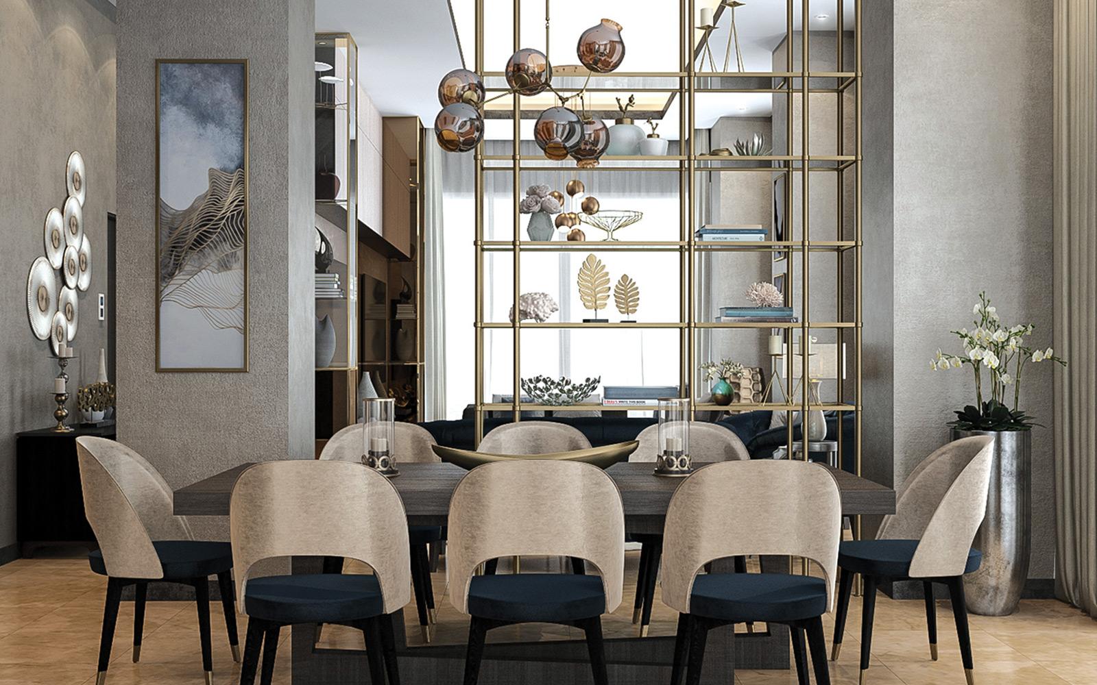Vogue Design - Istanbul Basaksehir Flat7