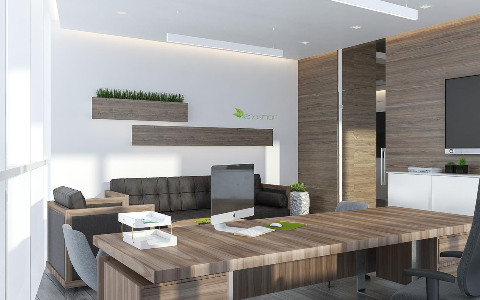 Vogue Design - Istanbul Eco Smart Office5