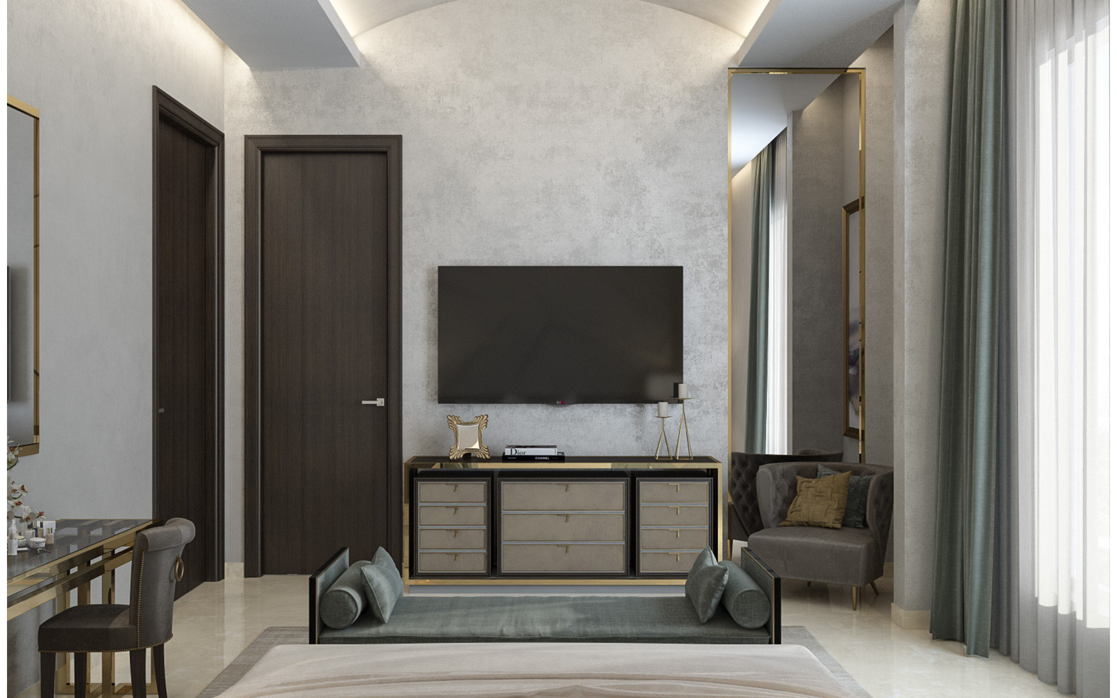 Vogue Design - Jeddah Villa5