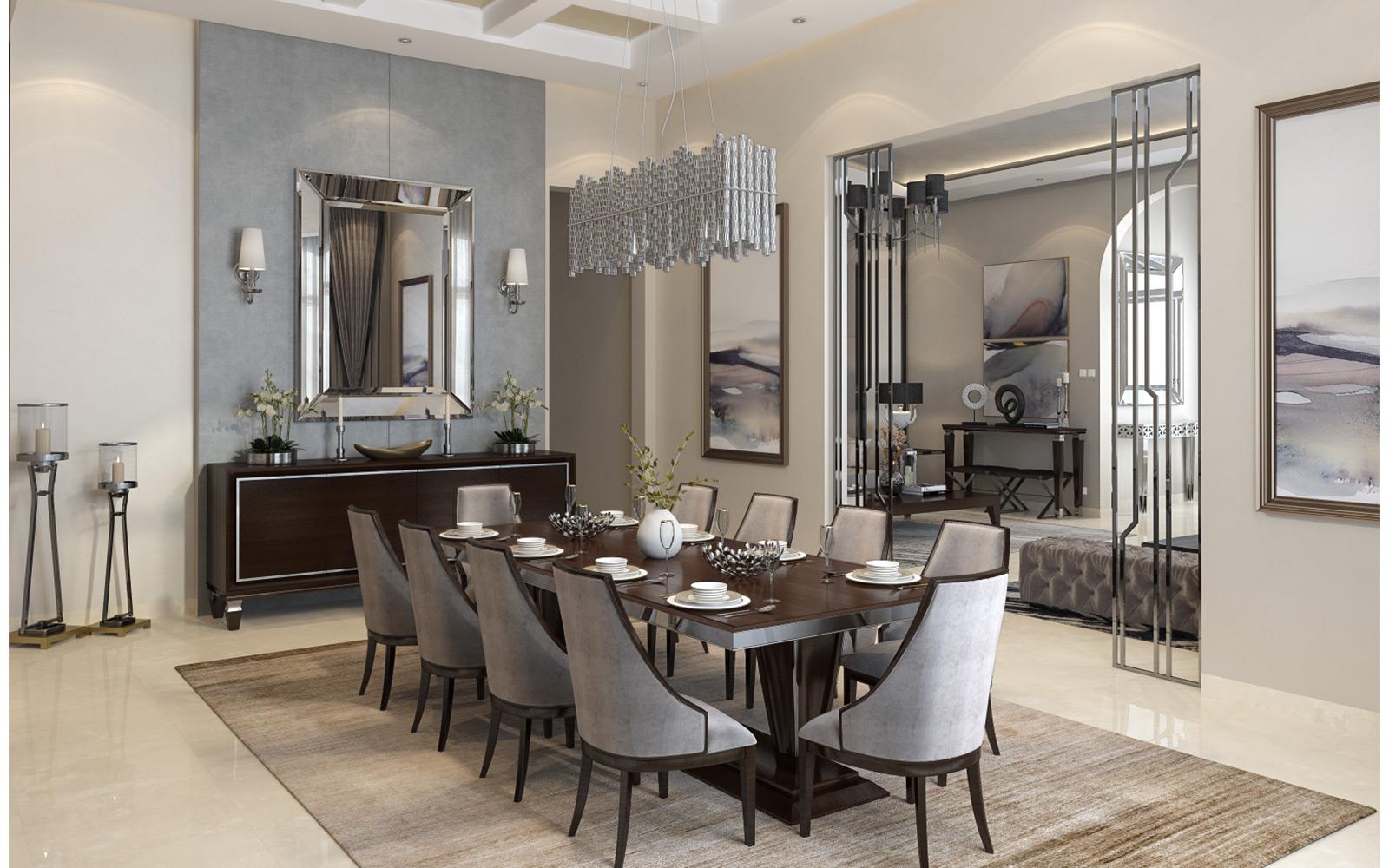 Vogue Design - Jeddah Villa8