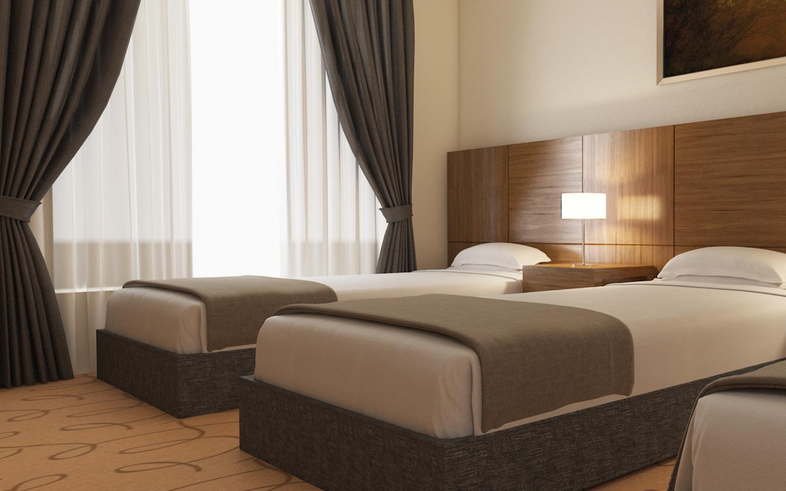 Vogue Design - Saudi Arabia Almansoury Hotel1