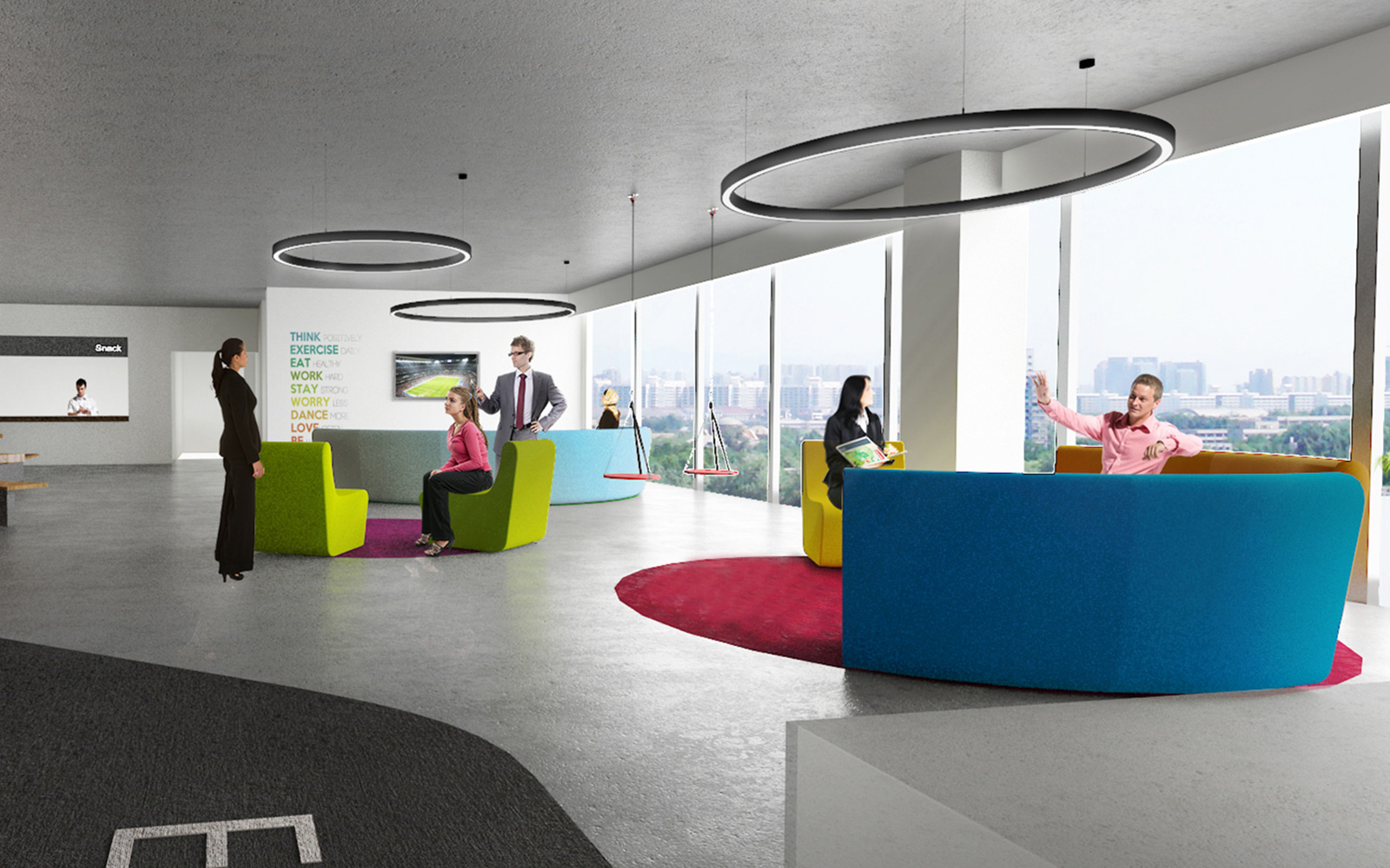 Vogue Design - Saudi Arabia Google Office2