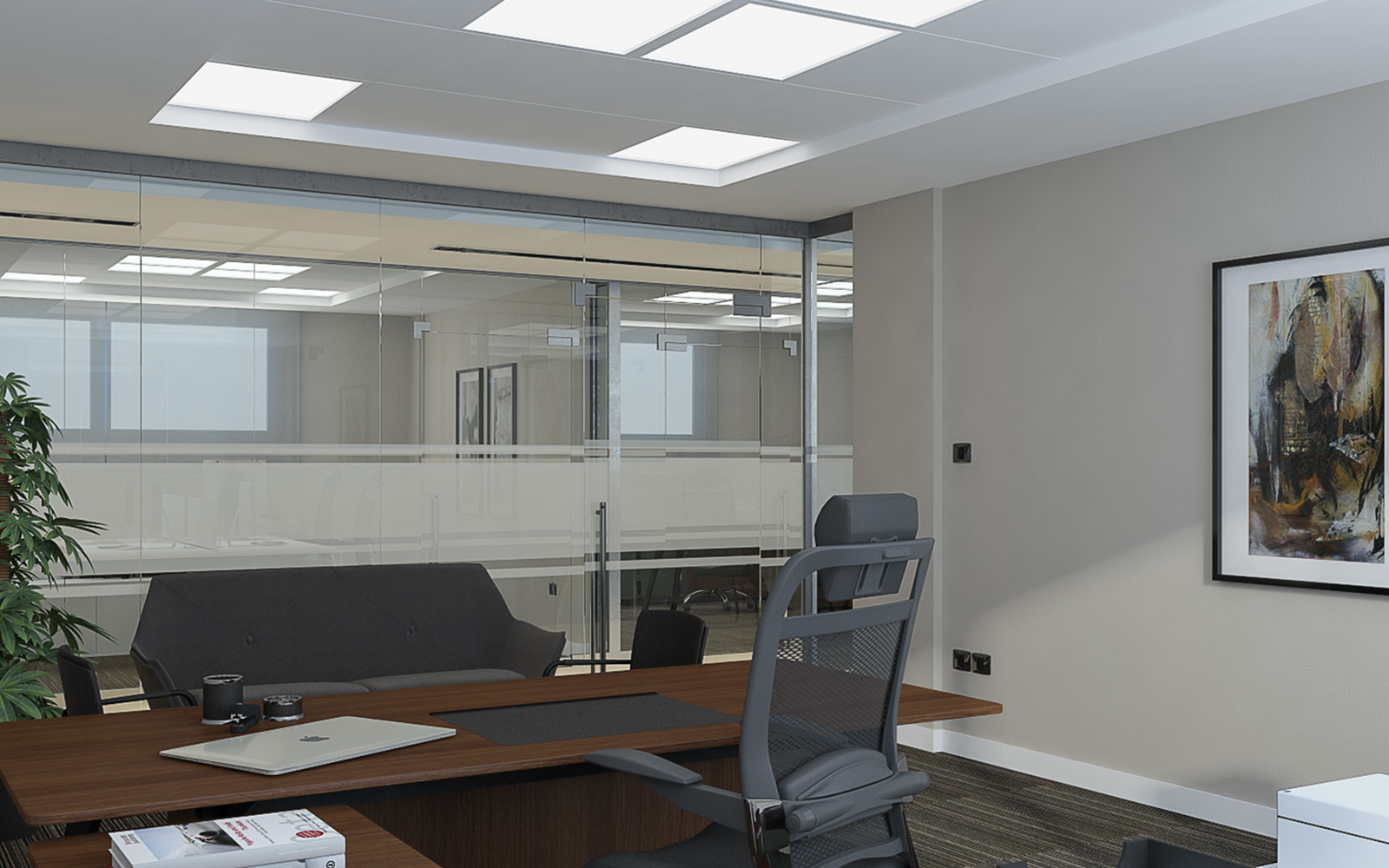 Vogue Design - UAE Al Omran Offices3