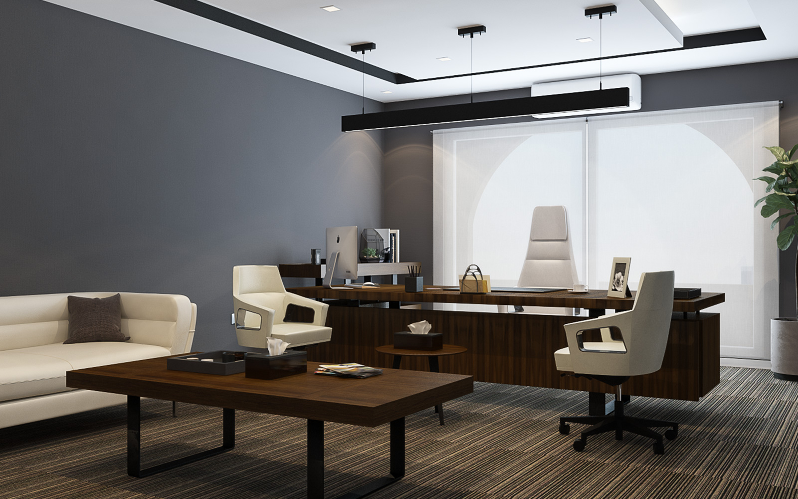 Vogue Design - UAE Al Omran Offices8