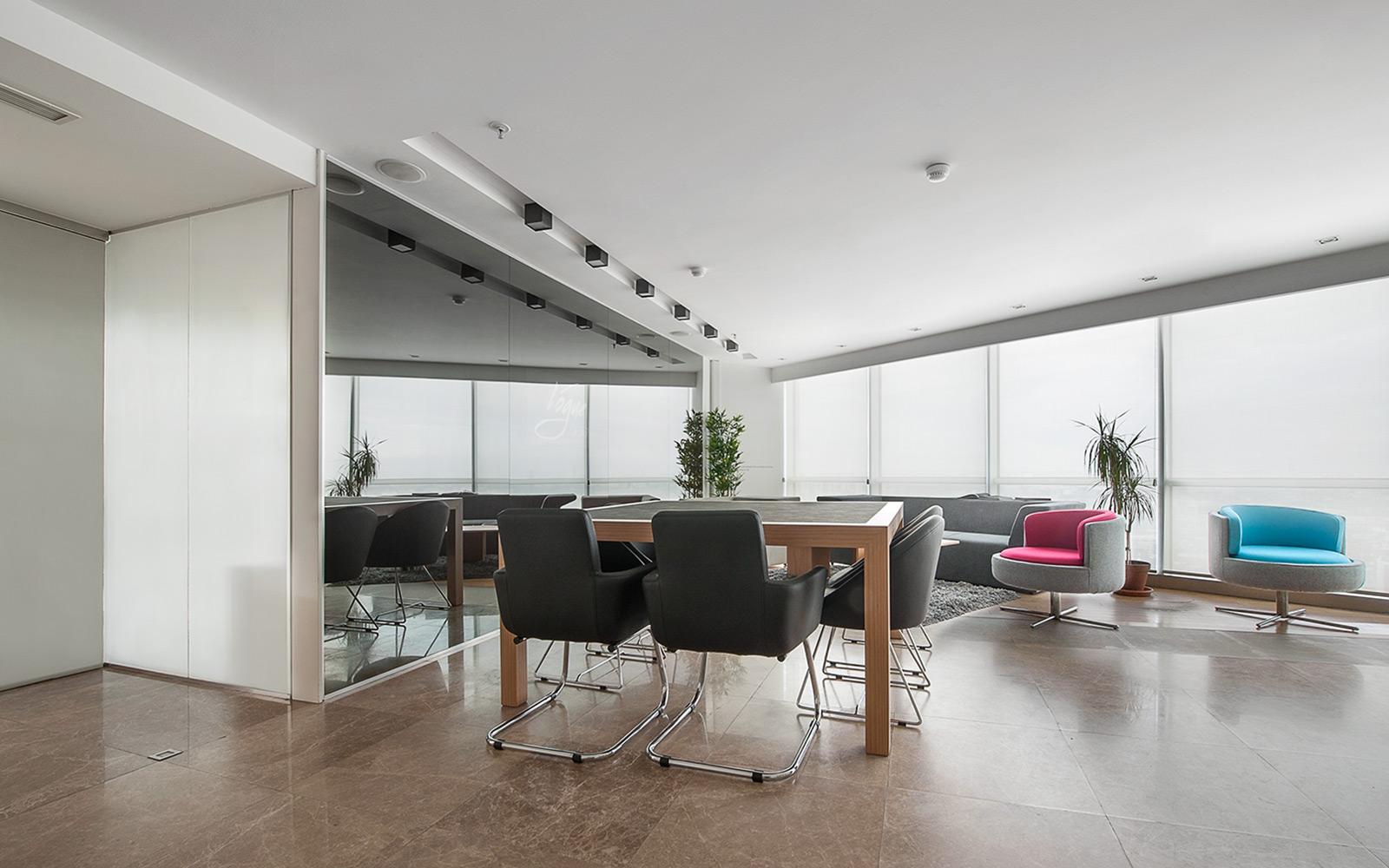 Vogue Design - Vogue Office at Skyport Residence5