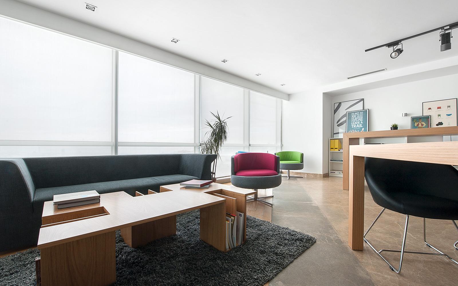 Vogue Design - Vogue Office at Skyport Residence7