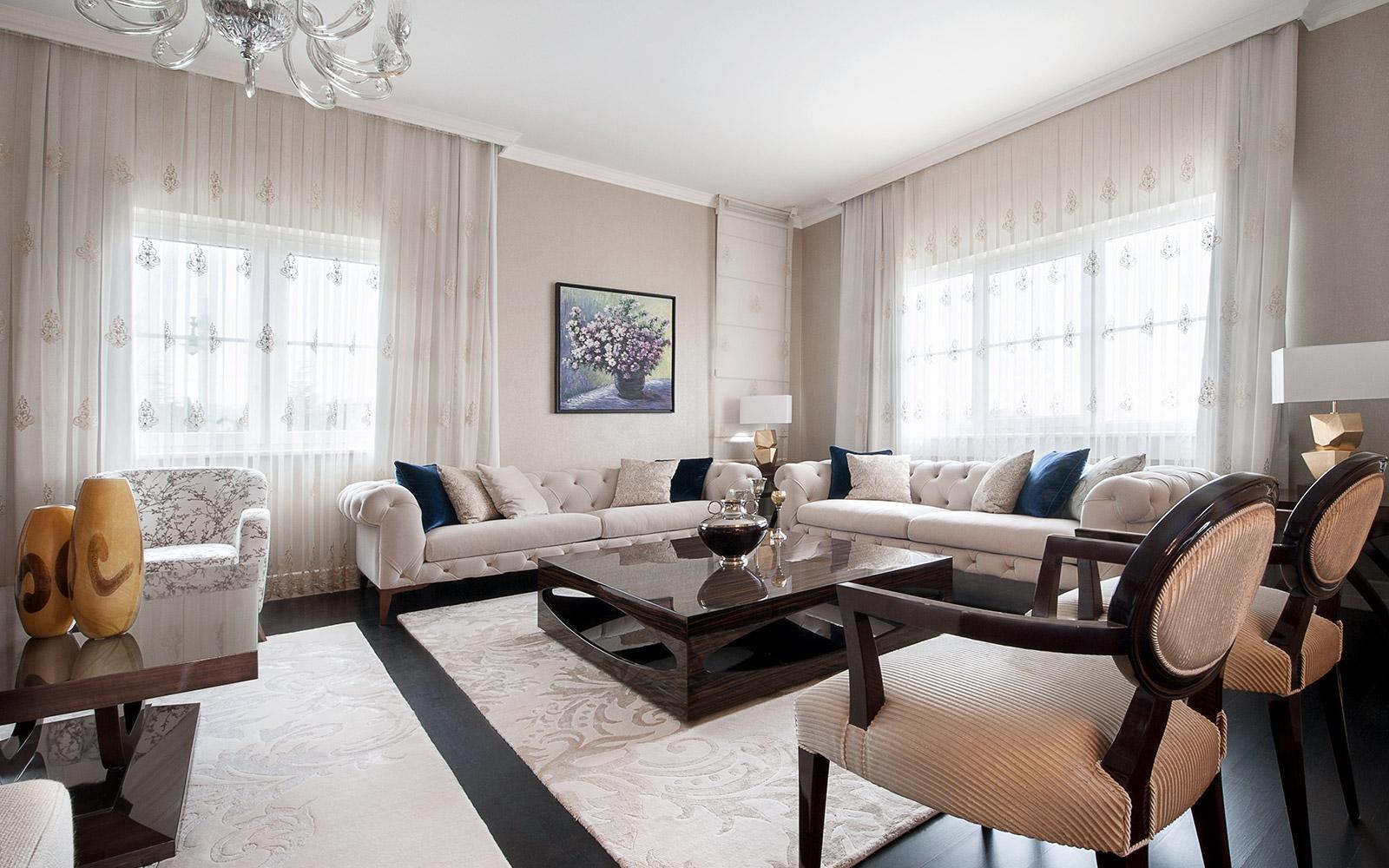 Vogue Design - Istanbul Toskana Villa8