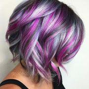tendance couleur de cheveux short