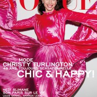 Christy Turlington Throughout the Years in Vogue