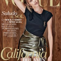 Anja Rubik Throughout the Years in Vogue