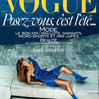 Gisele Bundchen Throughout the Years in Vogue