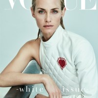 Amber Valletta Throughout the Years in Vogue