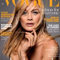 Carolyn Murphy Throughout the Years in Vogue
