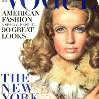 Veruschka Throughout the Years in Vogue