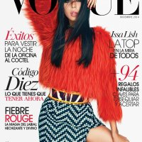 Issa Lish Throughout the Years in Vogue