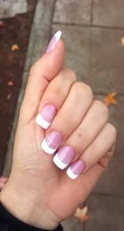 winter nails vogue