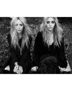 Mary kate Olsen e Ashely Olsen