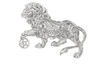 O leão é figura central da coleção de alta-joalheria da Chanel chamada Sous le signe du Lion e inspirada em Veneza, cidade italiana pela qual Coco Chanel era apaixonada e que tem como símbolo o animal.