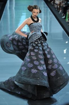 Galliano para Dior, Fall/Winter 2008