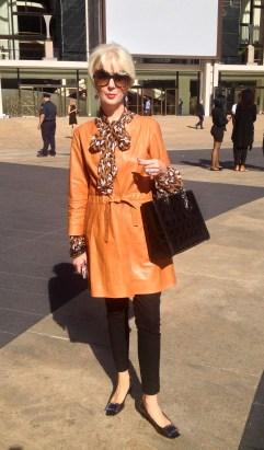 Detalhe: bolsa Lady Dior #amo