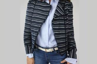 M&S Fringe Jacket