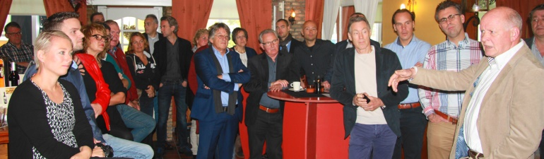 Verslag Network Coffee 2 november 2015