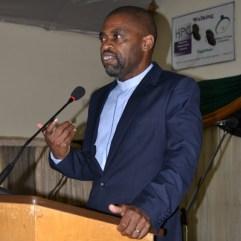 Munetsi Zowa Director, VOH Zimbabwe