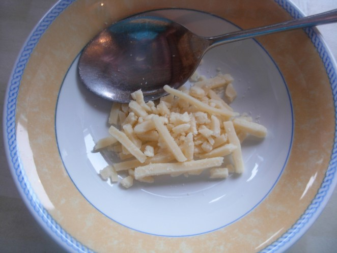 1 tbsp cheese