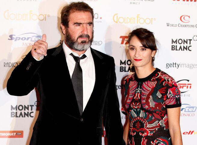 Le couple s'est rencontré lors du tournage de l'outremangeur de thierry binisti en. Eric Cantona Et Rachida Brakni Parents D Une Petite Fille Voici