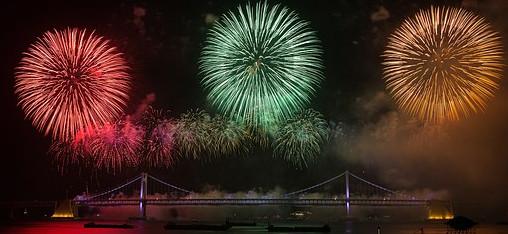 Fireworks edited banner