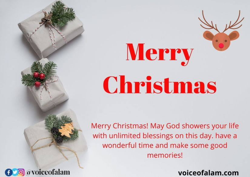 merry christmas to you image
